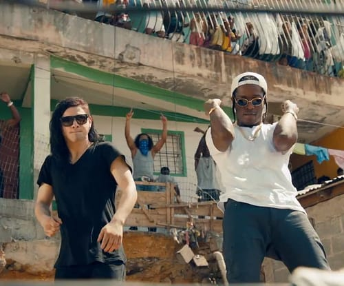 A$AP Rocky - Wild For The Night ft. Skrillex & Birdy Nam Nam (Video)