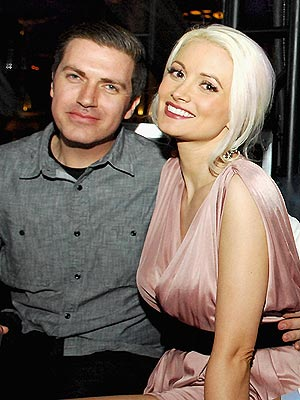 Holly Madison and Pasquale Rotella Have Their First Child