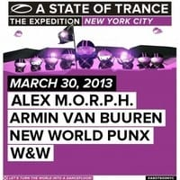 Live Sets from ASOT600 in Madison Square Garden in New York City
