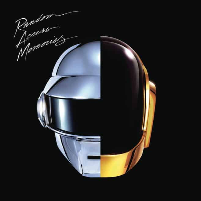 Daft Punk's First Song Off New EP Has Been Leaked!