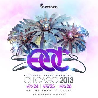 EDC Chicago 2013 Lineup Has Been Leaked