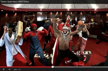 The Minnesota Timberwolves End The Harlem Shake and Mock The Heat