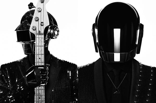 """Daft Punk's """"Get Lucky"""" Sets Record on Spotify"""