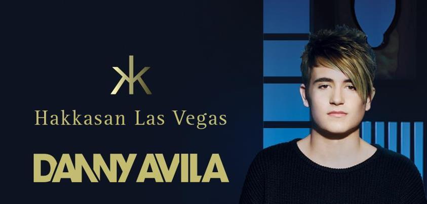 Danny Avila Joins Hakkasan, Youngest DJ to hold a Las Vegas Residency