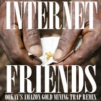 Knife Party - Internet Friends (Ookay's Amazon Gold Mining Trap Remix)