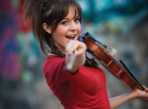 Lindsey Stirling the Famous Dubstep Violinist Was Signed by Lady Gaga's Manager