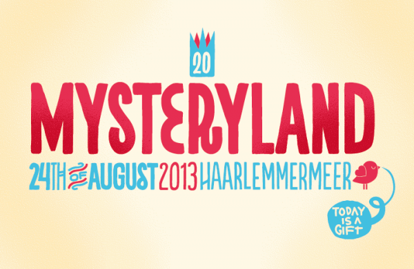 Mysteryland Announces Full Lineup, Tickets Go On Sale on the 20th