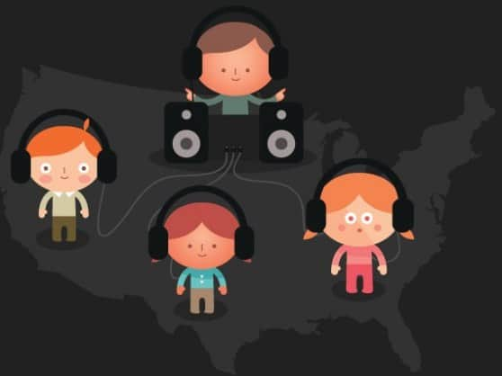 Turntable.fm Releases Piki Which Helps You Find Recommendations From Friends