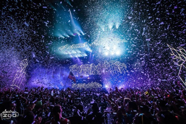 Steve Aoki Uploads Electric Zoo 2013 Mix