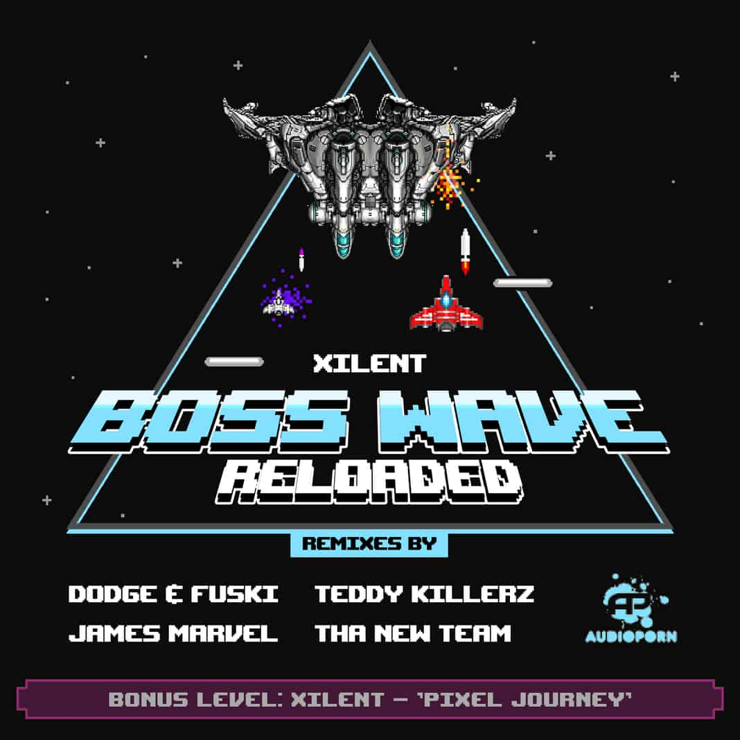 Xilent - Boss Wave: RELOADED