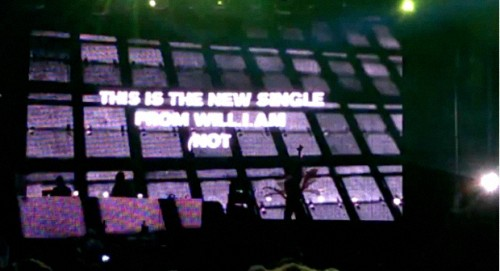 Above & Beyond Goes After Will.I.Am During Live Set