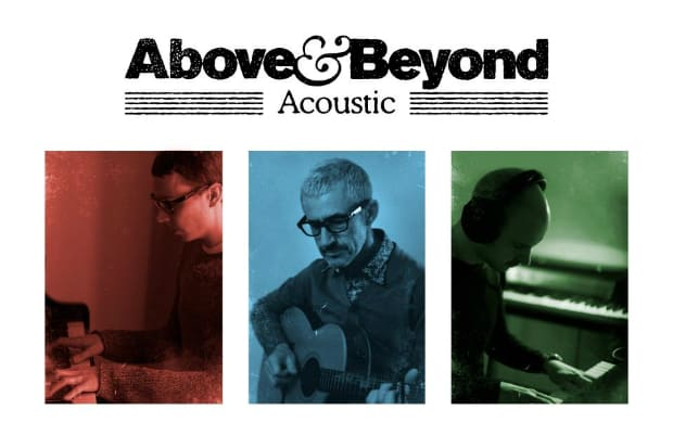 Above & Beyond Hint At An All Acoustic Album