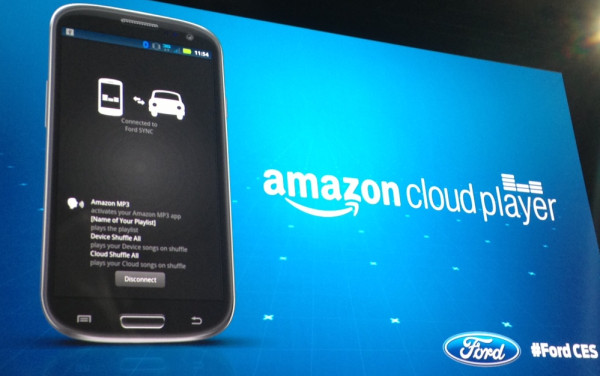 Amazon's Music Service Will Be Coming to Ford Vehicles