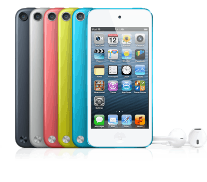 Apple iPod Touch Has Sold Over 100 Million Units