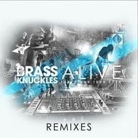 Brass Knuckles feat. John Ryan - Alive (Starkillers Remix)