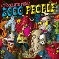 Chocolate Puma - 2000 People [Preview]
