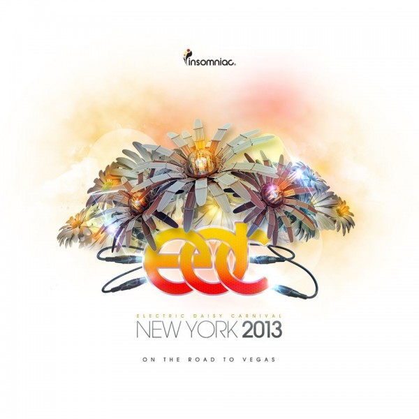 EDC New York 2013 Set Times Have Been Announced