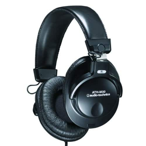 EDM Sauce Deal of the Day Audio-Technica ATH-M30