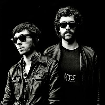 """Justice Remixes Daft Punk's """"Get Lucky"""" While Performing Live"""