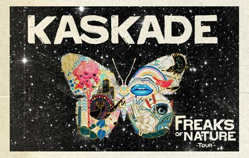 Kaskade Releases Freaks of Nature Tour Movie
