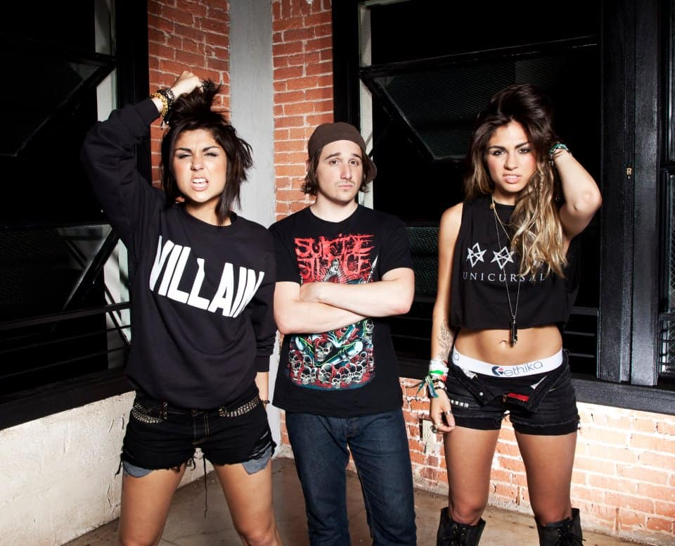 Travis Barker Will Play The Drums On Krewella Track
