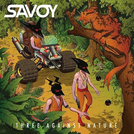 SAVOY - Three Against Nature EP