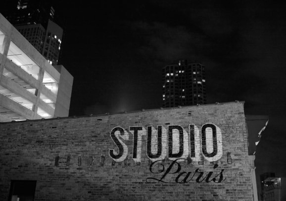 Chicago 39 s studio paris may lineup for Garage paris club