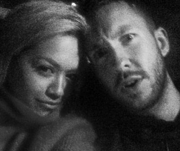 Calvin Harris And Rita Ora Show Relationship on Instagram
