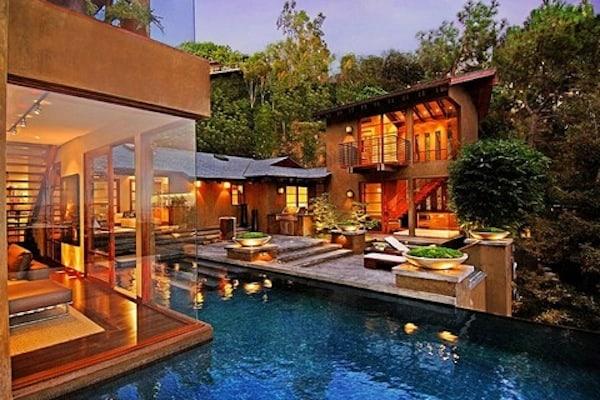 Calvin Harris Spends $7 Million on Hollywood Mansion2