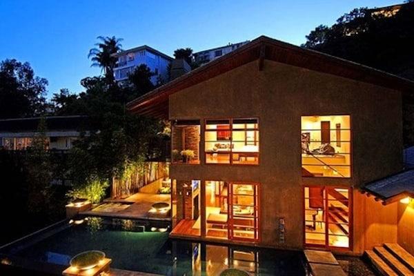 Calvin Harris Spends $7 Million on Hollywood Mansion3