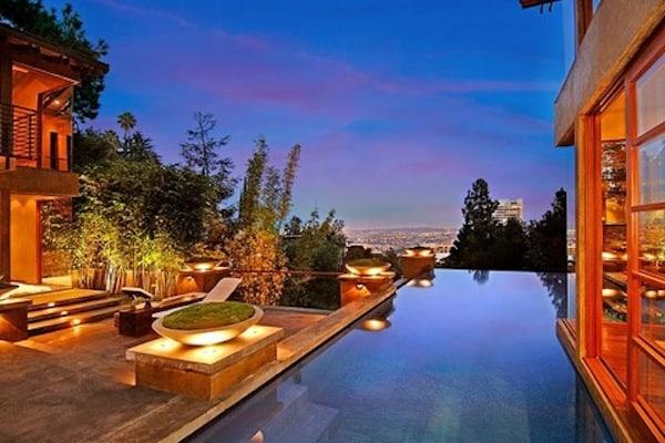 Calvin Harris Spends $7 Million on Hollywood Mansion