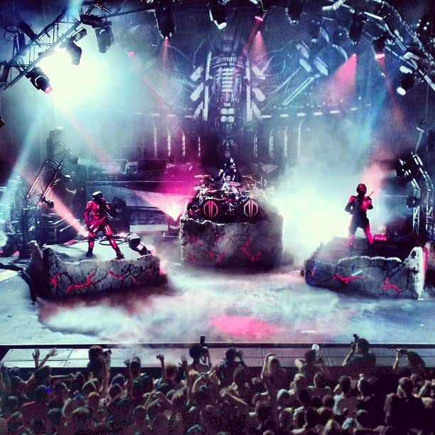 Destroid Makes Debut Performance in San Francisco
