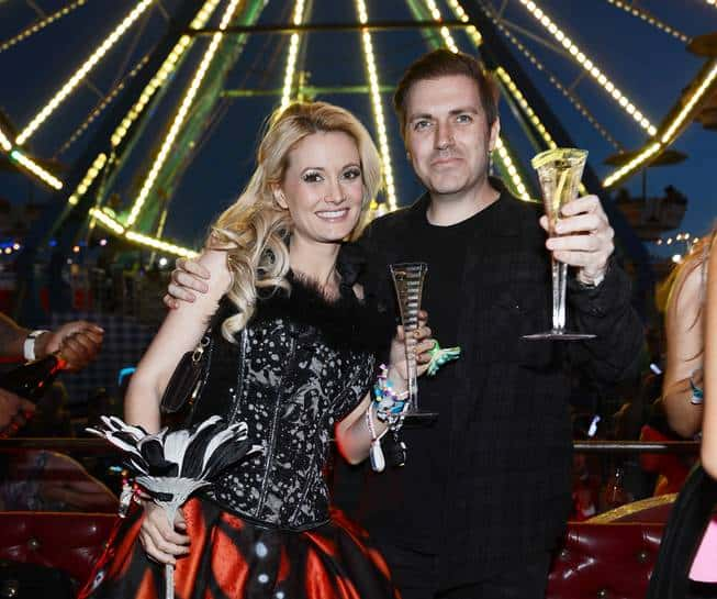 Pasquale Rotella Proposes To Holly Madison at EDC Las Vegas 2013