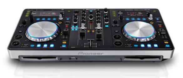 Pioneer Unveils The XDJ-R1 Wireless DJ System