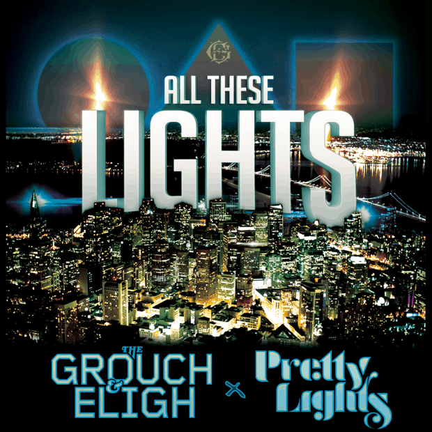 """Pretty Lights Produced Music Video for """"All These Lights"""" by The Grough & Eligh"""