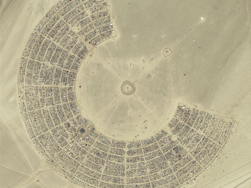 Burning Man Festival Announces An Expansion In Size This Year