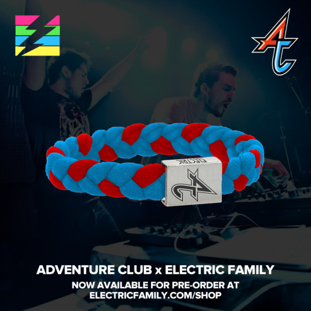 Adventure Club & Electric Family Team Up for Charity