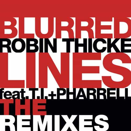 Blurred Lines Remixes