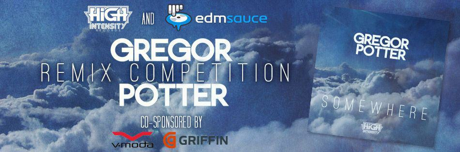 Gregor Potter Remix Contest Presented by EDM Sauce