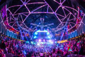 Hakkasan Las Vegas_Crowd