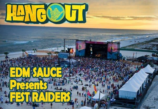 EDM Sauce Fest Raiders