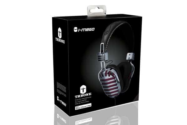 I-Mego Throne Poison Headphone