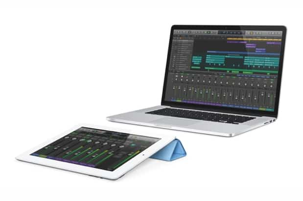 Apple Launches Logic Pro X, Logic Remote for iPad and Main Stage 3