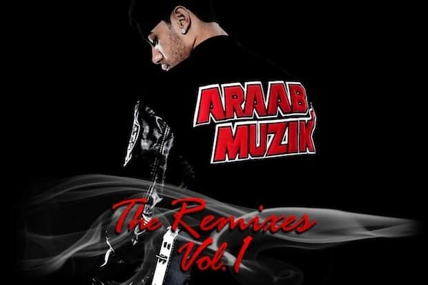 the remixes vol. 1 araabmuzik