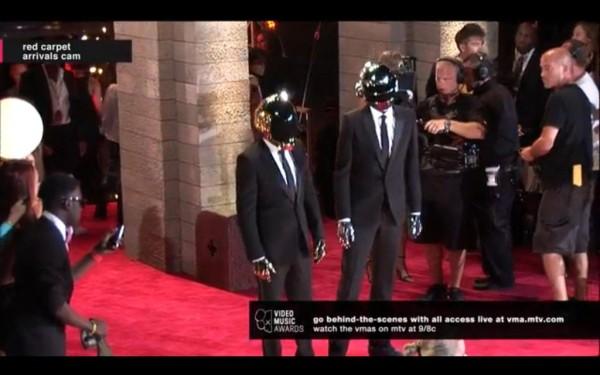 Daft Punk Presents Best Female Video Award, But Still No Performance