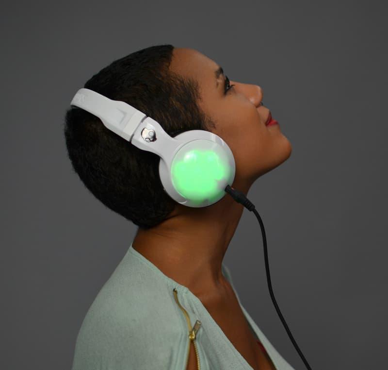 How To Make Glowing Skullcandy Headphones