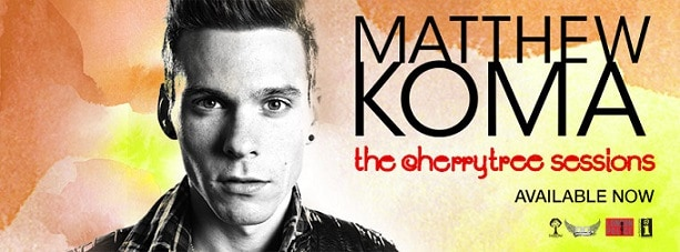 Matthew Koma Goes Unplugged On The Cherrytree Sessions