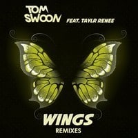 Tom Swoon ft. Taylr Renee - Wings (Black Boots Remix) [EDM Sauce Premiere]