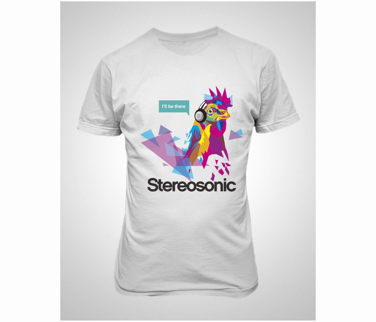 99designs has partnered with stereosonic to create a shirt for T shirt design festival