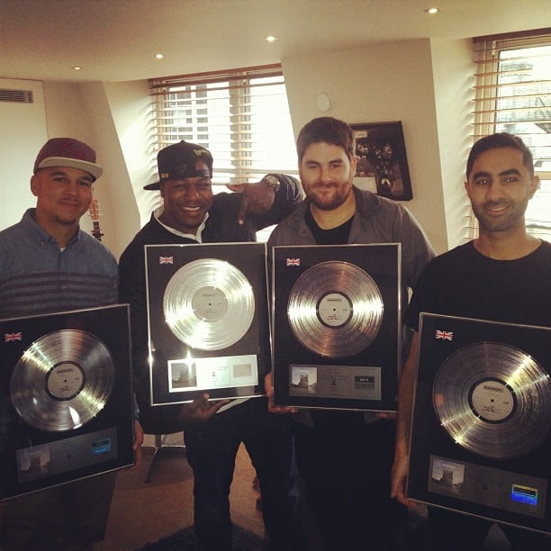 Rudimental Go Platinum with Home'